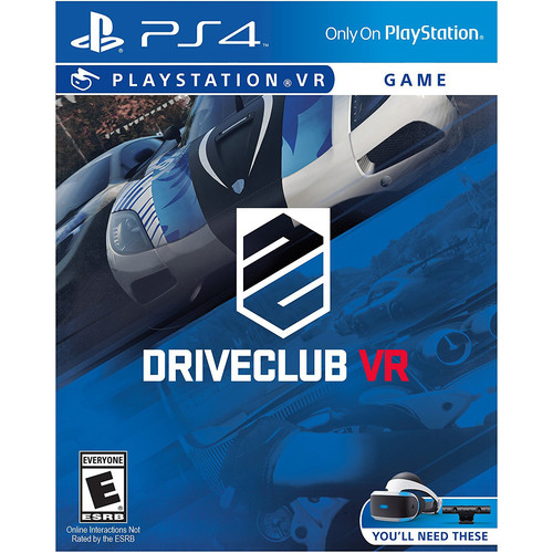 Sony DriveClub VR (PS4)