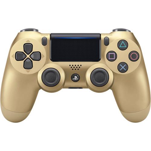 Sony DualShock 4 Wireless Controller (2016, Gold)