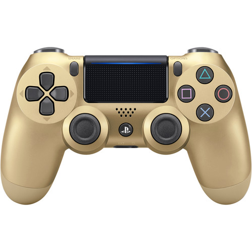 Sony DualShock 4 Wireless Controller (Gold)