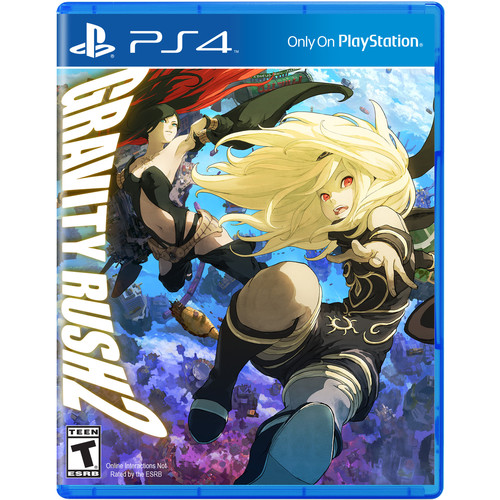 Sony Gravity Rush 2 (PS4)