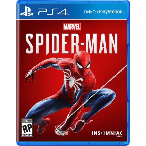 Sony Marvel's Spider-Man (PS4)