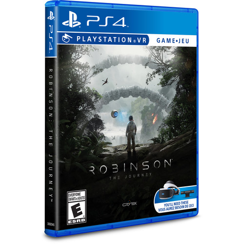 Sony Robinson: The Journey VR (PS4)