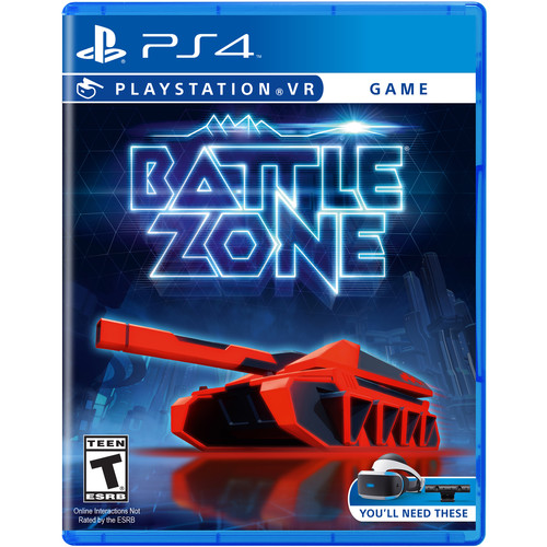 Sony Battlezone VR (PS4)