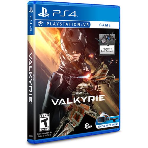 Sony EVE: Valkyrie VR (PS4)