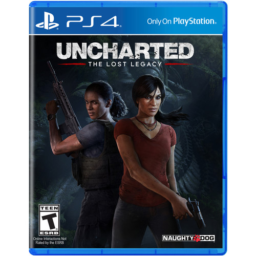Sony Uncharted: The Lost Legacy (PS4)