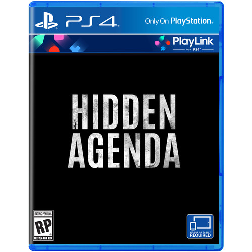 Sony Hidden Agenda (PS4)