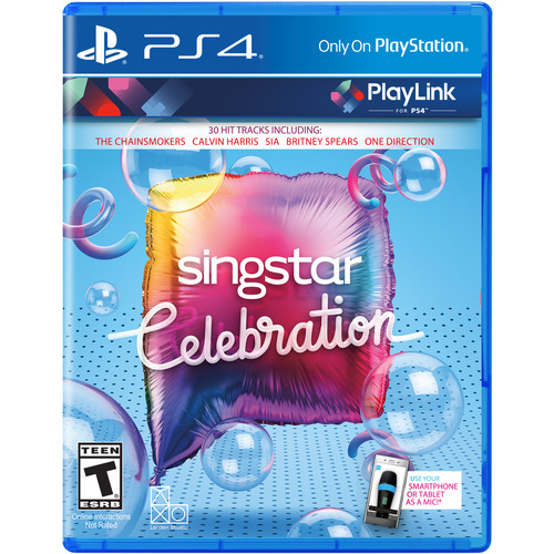 Sony SingStar Celebration (PS4)