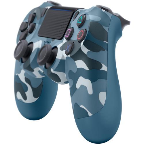 Sony DualShock 4 Wireless Controller (Blue Camo)