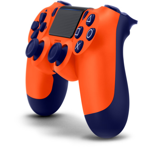 Sony DualShock 4 Wireless Controller (Sunset Orange)