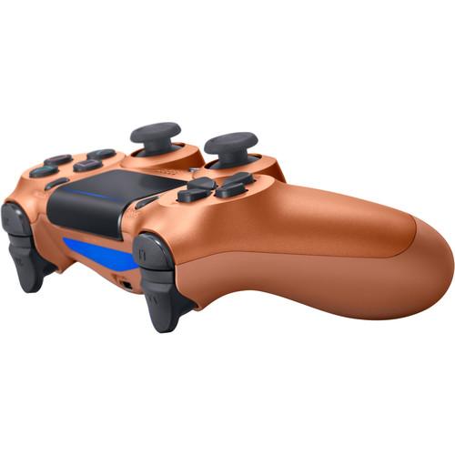 Sony DualShock 4 Wireless Controller (Metallic Copper)