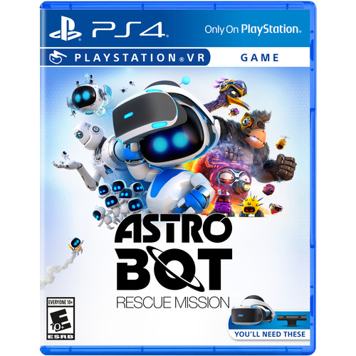 Sony ASTRO BOT Rescue Mission VR (PS4)