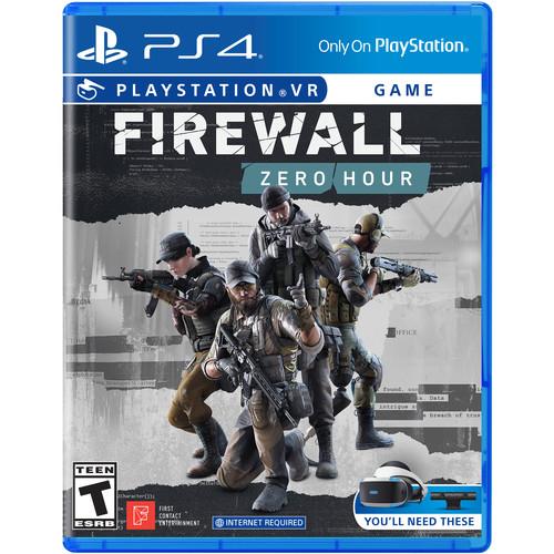Sony Firewall Zero Hour VR (PS4)
