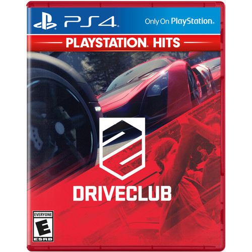 Sony PlayStation Hits: DRIVECLUB (PS4)