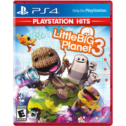 Sony PlayStation Hits: LittleBigPlanet 3 (PS4)