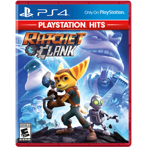 Sony PlayStation Hits: Ratchet and Clank (PS4)