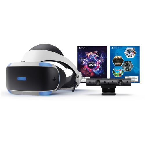 Sony PlayStation VR Five Game Mega Pack Bundle