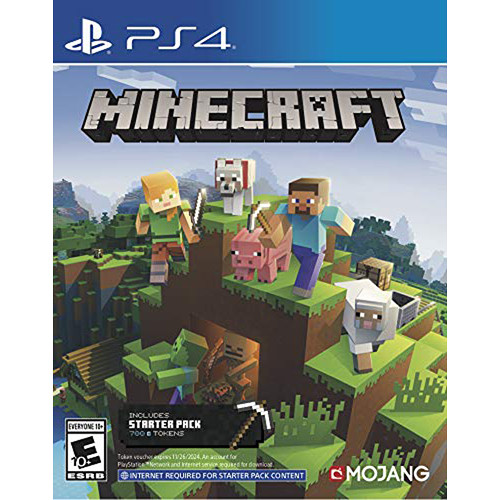 Sony Minecraft Starter Collection (PS4)
