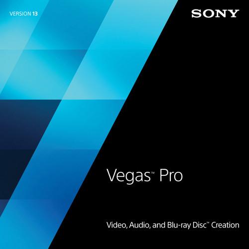 Sony Vegas Pro 13 (Promo Card)