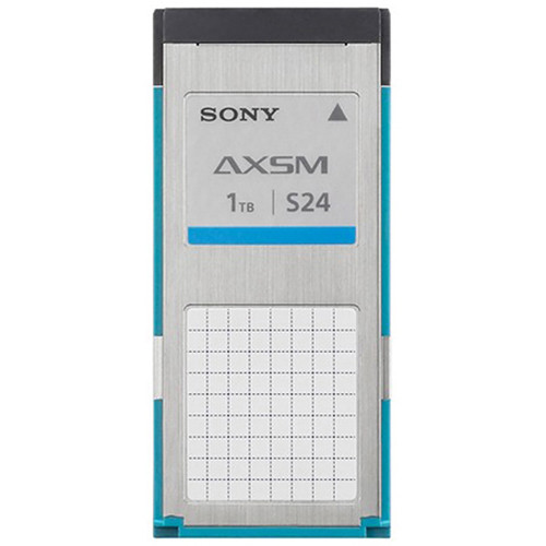 Sony A Series AXS-A1TS24 1TB Memory Card for AXS-R5 RAW Recording System