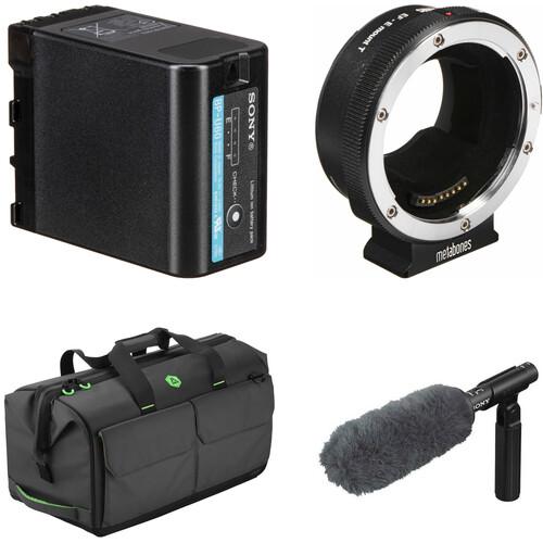 Sony Advanced Kit for Sony PXW-FS5