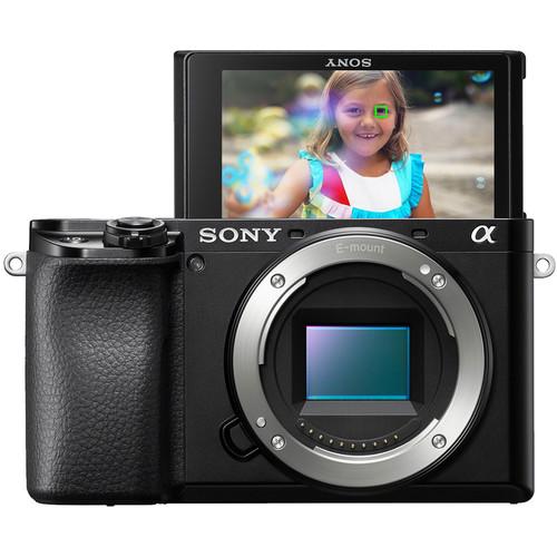 Sony Alpha a6100 Mirrorless Digital Camera (Body Only)