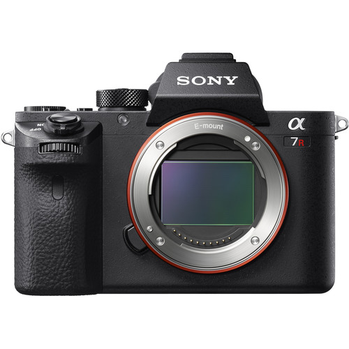 Sony Alpha a7R II Mirrorless Digital Camera Body with Battery Grip Kit
