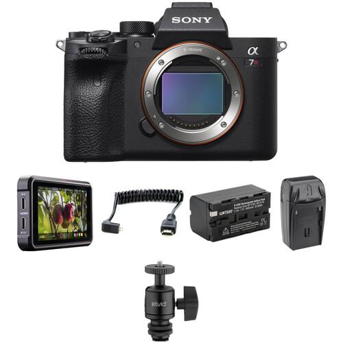 Sony Alpha a7R IV Mirrorless Digital Camera HDR Filmmaker Kit