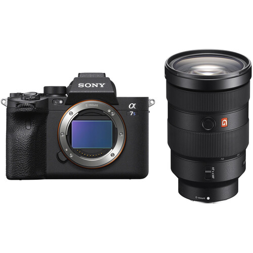 Sony Alpha a7S III Mirrorless Digital Camera with 24-70mm f/2.8 Lens Kit