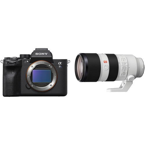 Sony Alpha a7S III Mirrorless Digital Camera with 70-200mm f/2.8 Lens Kit
