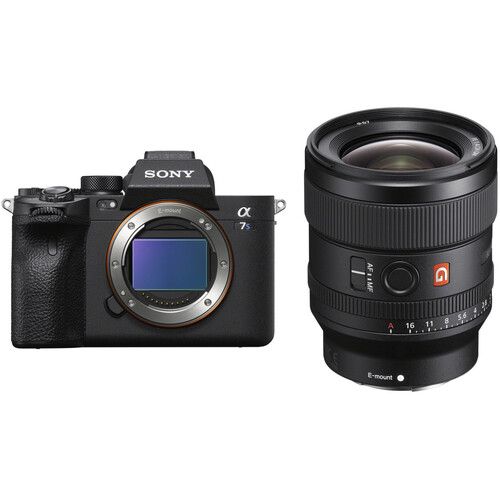 Sony Alpha a7S III Mirrorless Digital Camera with 24mm f/1.4 Lens Kit