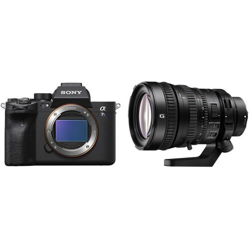 Sony Alpha a7S III Mirrorless Digital Camera with PZ 28-135mm f/4 Lens Kit