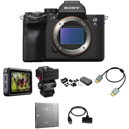 Sony Alpha a7S III Mirrorless Digital Camera Raw Recording Kit