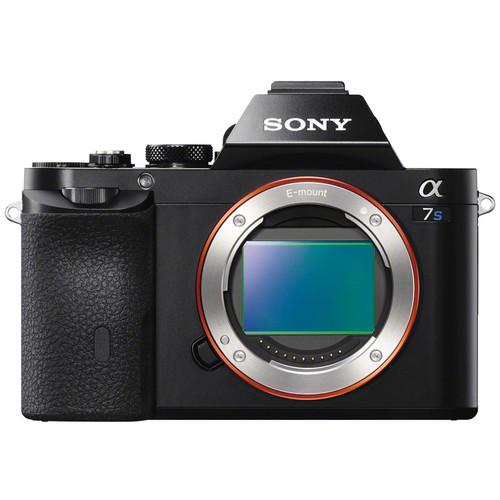 Sony Alpha a7S Mirrorless Digital Camera Body with Battery Grip Kit