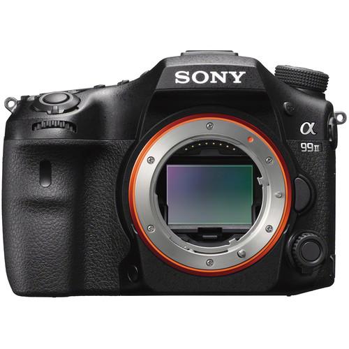 Sony Alpha a99 II DSLR Camera Body with Stabilizer Kit