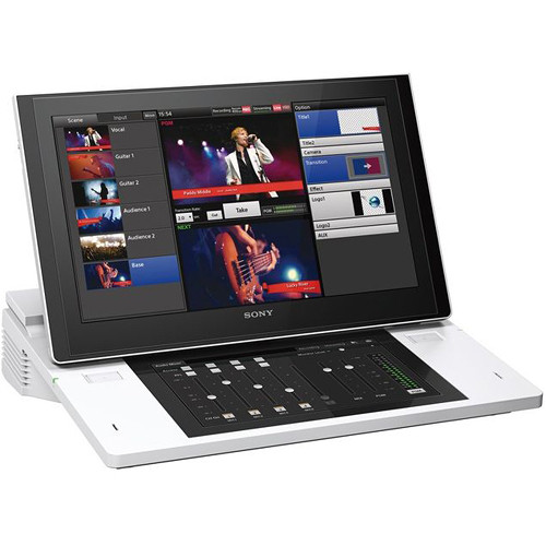 Sony Anycast Touch Live Content Producer