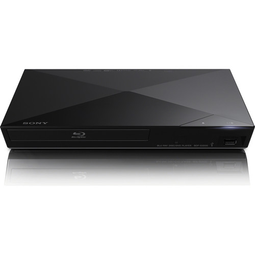 Sony BDP-S3200 Wi-Fi Blu-ray Disc Player