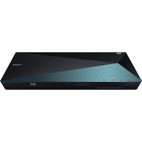 Sony BDP-S5100 3D Blu-ray Disc Player with Super Wi-Fi
