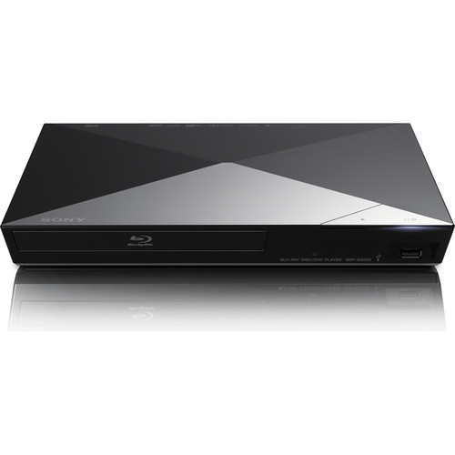 Sony BDP-S5200 Wi-Fi and 3D Blu-ray Disc Player