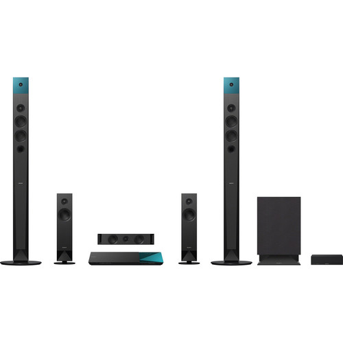 Sony BDV-N8100W Premium 3D Blu-ray Home Theater System