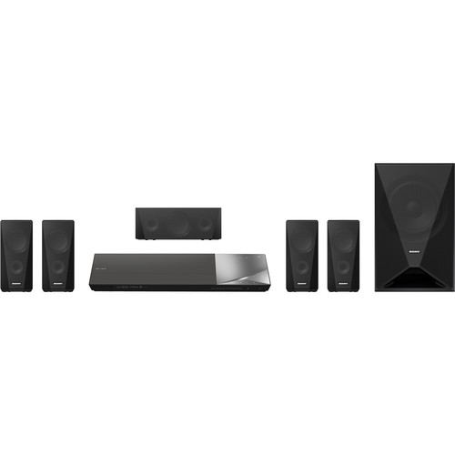 Sony BDV-N5200W 5.1-Channel 1000W 3D Smart Blu-ray Home Theater System