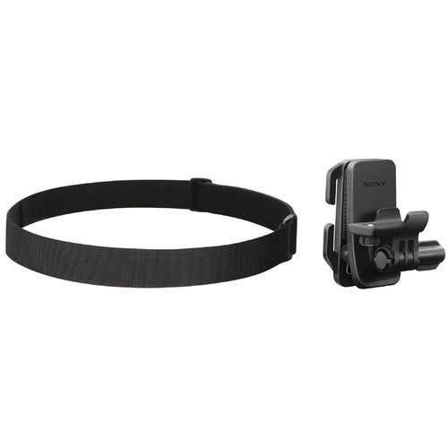 Sony Action Cam Head-Mount Clip Kit