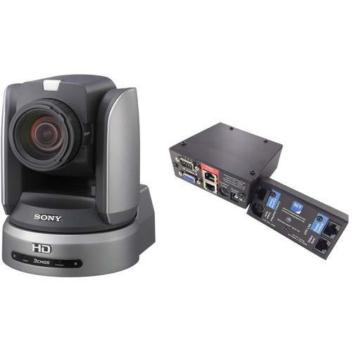 Sony BRC-H900 PTZ Camera with RC2-HDS Camera Extension Kit