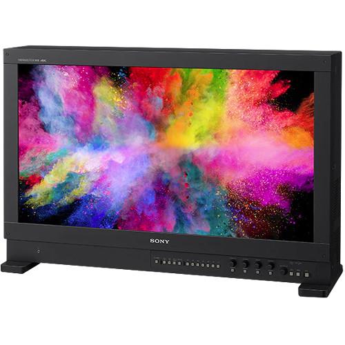 "Sony BVM-HX310 31"" 4K HDR TRIMASTER HX Professional Master Monitor"