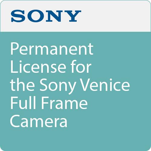 Sony Permanent Full-Frame License for Sony VENICE