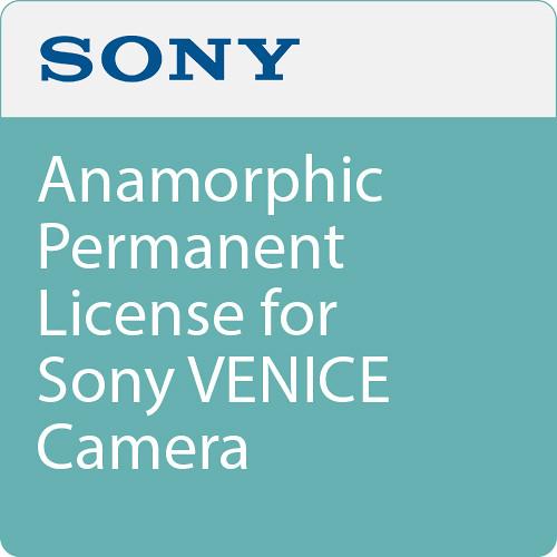 Sony Anamorphic Permanent License for Sony VENICE Camera