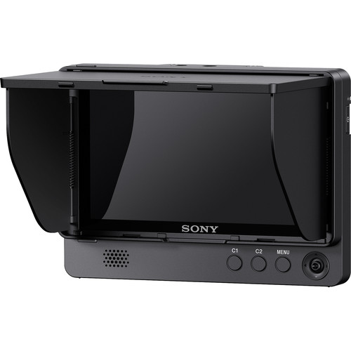 "Sony CLM-FHD5 Clip-On 5"" Full HD LCD On-Camera Monitor"