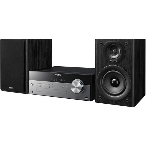 Sony CMT-SBT100 Micro Music System with Bluetooth & NFC