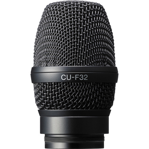 Sony CU-F32 Dynamic Wide Cardioid Mic Capsule for DWZ Handheld Transmitters