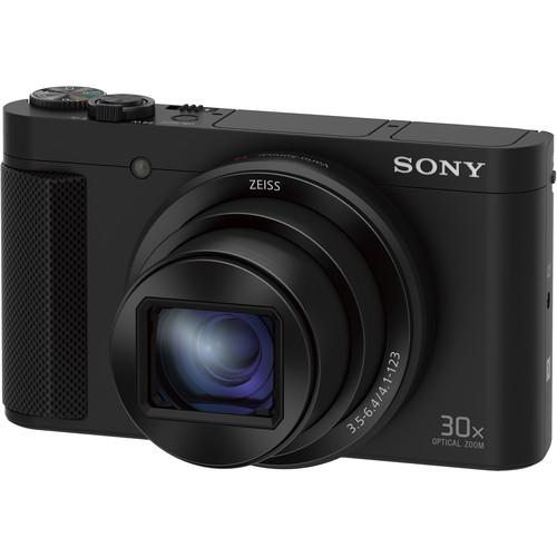 Sony Cyber-shot DSC-HX80 Digital Camera Deluxe Kit