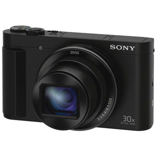 Sony Cyber-shot DSC-HX90V Digital Camera Basic Kit